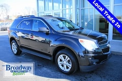 Used 2013 Chevrolet Equinox LT SUV for sale in Green Bay