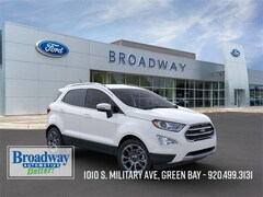 New  2020 Ford EcoSport Titanium SUV for sale in Green Bay