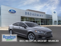New  2020 Ford Fusion Hybrid SE Sedan for sale in Green Bay