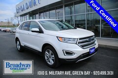 Used 2018 Ford Edge SEL SUV M028708 for sale in Green Bay