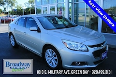 Used 2014 Chevrolet Malibu LT Sedan for sale in Green Bay