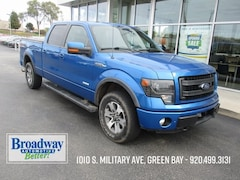 Used 2013 Ford F-150 FX4 Truck M029852A for sale in Green Bay