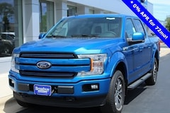New 2019 Ford F-150 Lariat Truck 1FTEW1EP0KFA09670 M025314 serving Green Bay