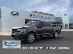 New 2019 Ford F-150 Limited Truck for sale De Pere