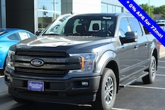 New 2019 Ford F-150 Lariat Truck 1FTEW1EP3KFB25865 M026055 serving Green Bay