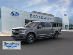 New 2020 Ford F-150 Lariat Truck 1FTEW1EP2LFA46642 M027941 serving Green Bay