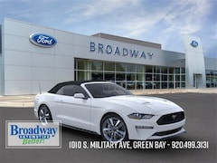New  2020 Ford Mustang Ecoboost Convertible for sale in Green Bay