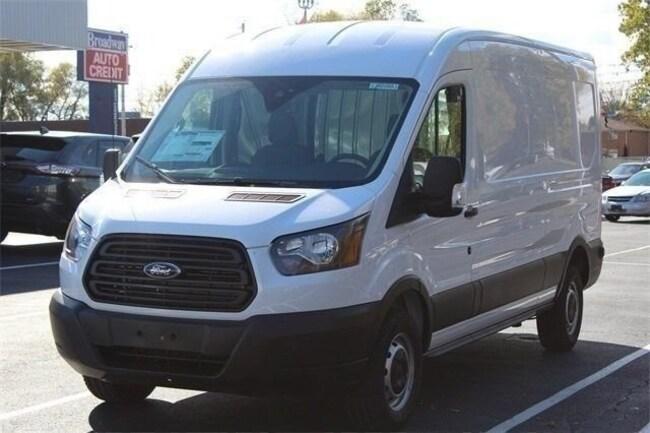 new 2019 Ford Transit-250 Base Cargo Van Green Bay