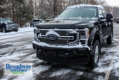 2020 Ford F-250SD Limited Truck