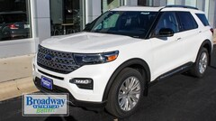 New 2020 Ford Explorer Limited SUV 1FMSK8FH1LGA24801 M027196 for sale near Appleton