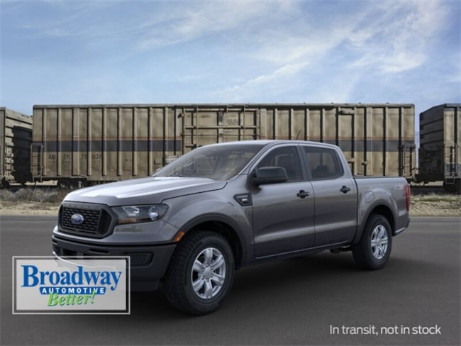 new 2019 Ford Ranger STX Truck Green Bay