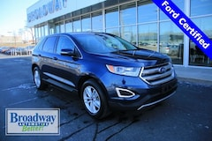 Certified 2017 Ford Edge SEL SUV 2FMPK4J84HBB42250 for sale in Green Bay, WI