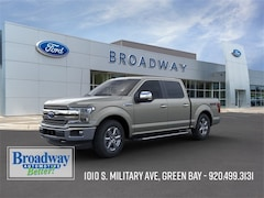 New 2020 Ford F-150 Lariat Truck 1FTEW1E40LKD55488 M028222 serving Green Bay