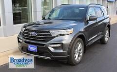 New 2020 Ford Explorer XLT SUV 1FMSK8DH3LGA24799 M027063 for sale near Appleton