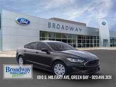 New  2020 Ford Fusion S Sedan for sale in Green Bay