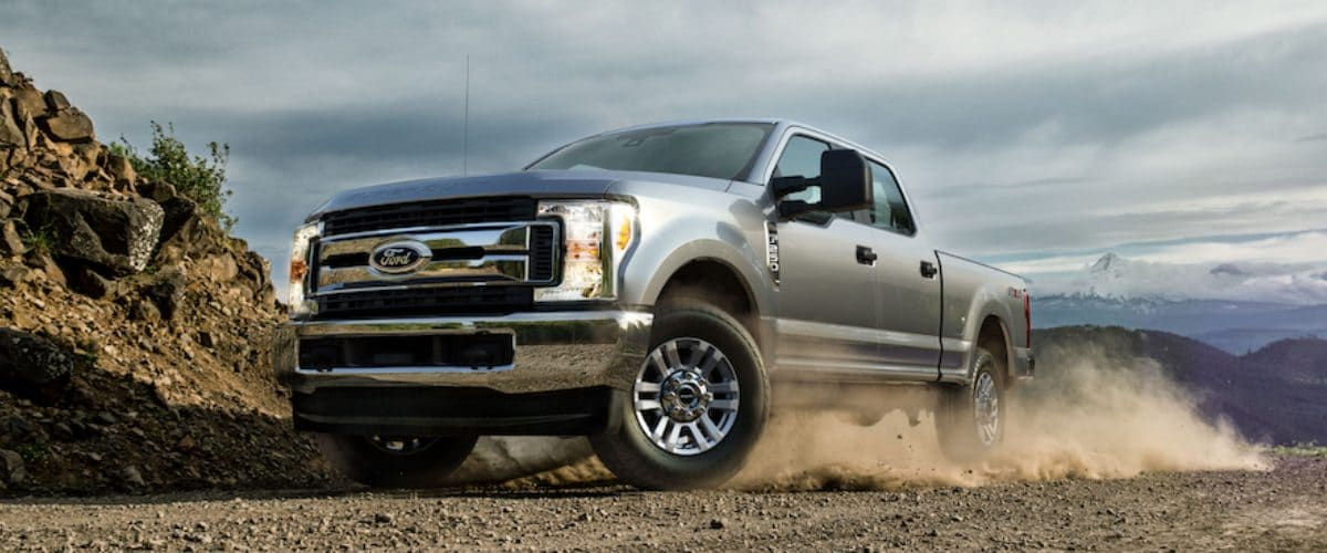 New Ford Trucks near Green Bay