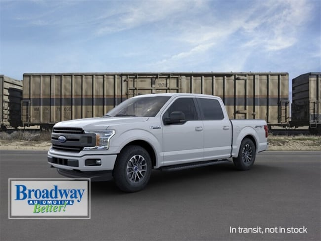 new 2019 Ford F-150 XLT Truck Green Bay