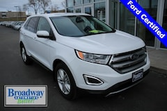 Certified 2017 Ford Edge SEL SUV 2FMPK4J91HBC41777 for sale in Green Bay, WI