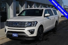 New  2019 Ford Expedition Max Limited SUV for sale in Green Bay