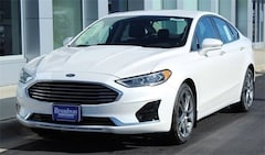New  2019 Ford Fusion SEL Sedan for sale in Green Bay