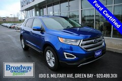 Used 2018 Ford Edge SEL SUV M028658 for sale in Green Bay