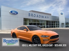 New  2020 Ford Mustang Ecoboost Coupe for sale in Green Bay