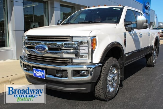 new 2019 Ford F-250SD King Ranch Truck Green Bay