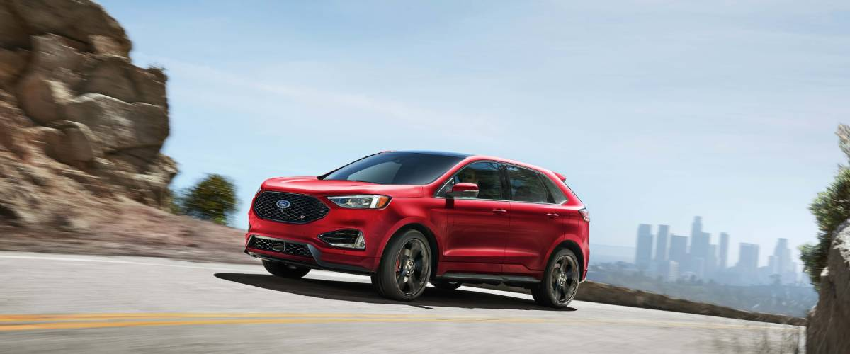 New Ford Edge serving Appleton