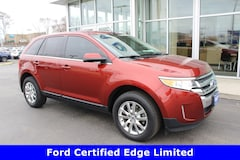 Certified 2014 Ford Edge Limited SUV for sale in Green Bay, WI