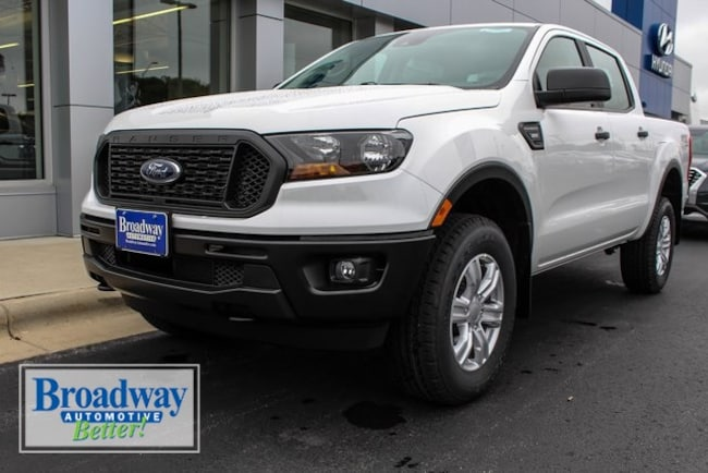 new 2019 Ford Ranger STX Truck Green Bay