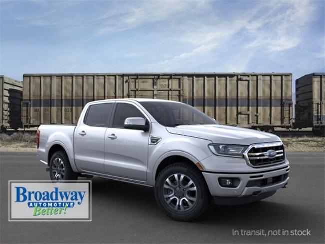 new 2019 Ford Ranger Lariat Truck Green Bay