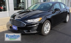 New  2020 Ford Fusion SE Sedan for sale in Green Bay