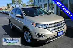 Certified 2018 Ford Edge SEL SUV 2FMPK4J94JBB85288 for sale in Green Bay, WI