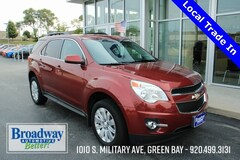 Used 2011 Chevrolet Equinox LT SUV for sale in Green Bay