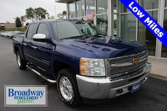 Certified 2013 Chevrolet Silverado 1500 LT Truck 3GCPKSE74DG368614 for sale in Green Bay, WI