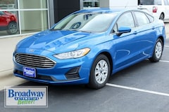 New  2019 Ford Fusion S Sedan for sale in Green Bay