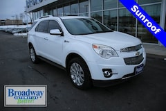 Used 2011 Chevrolet Equinox LTZ SUV for sale in Green Bay
