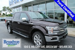 Used 2018 Ford F-150 Lariat Truck M029525A for sale in Green Bay