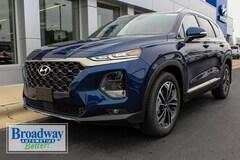 2020 Hyundai Santa Fe Limited 2.0T Wagon