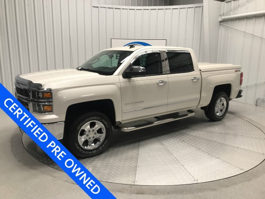 Used 2014 Chevrolet Silverado 1500 For Sale at Broadway