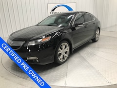 2012 Acura TL SH-AWD with Advance Package Sedan