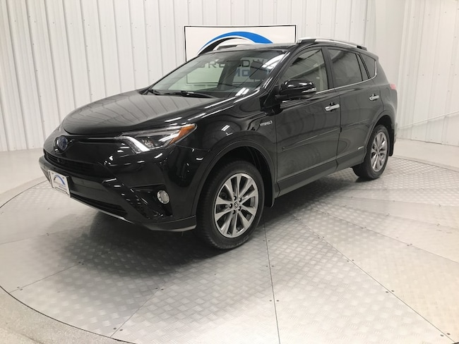 2016 Toyota RAV4 Hybrid Limited SUV