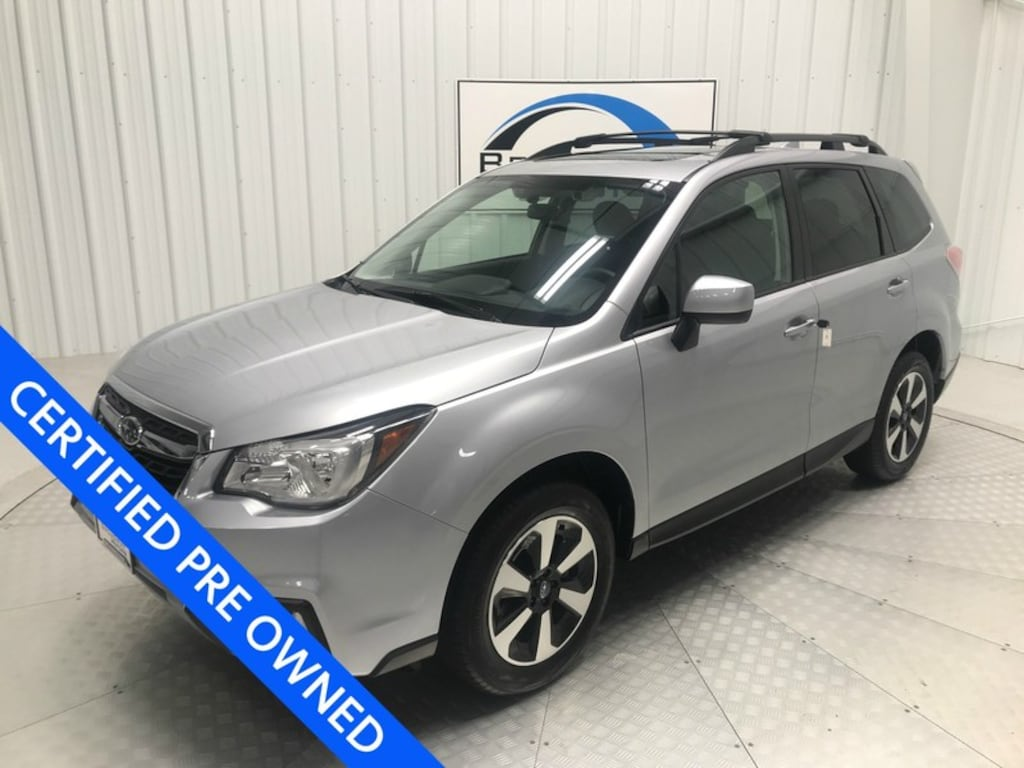 Used 2018 Subaru Forester For Sale at Broadway Motors | VIN