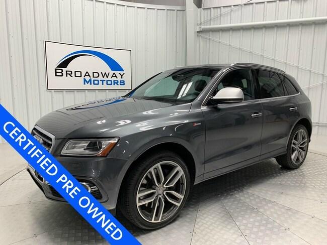 2016 Audi SQ5 3.0T Premium Plus SUV