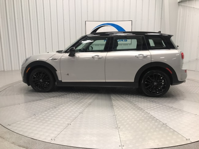 Used 2018 Mini Clubman For Sale At Broadway Motors Vin