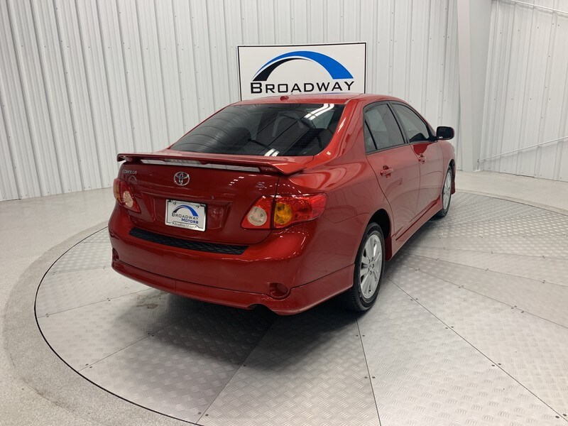 Used 2010 Toyota Corolla For Sale at Broadway Motors | VIN