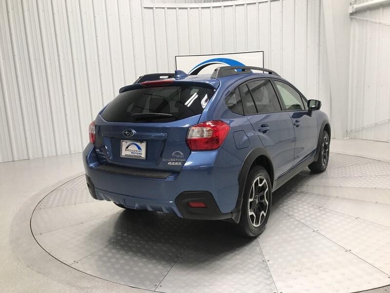 Used 2016 Subaru Crosstrek For Sale at Broadway Motors | VIN