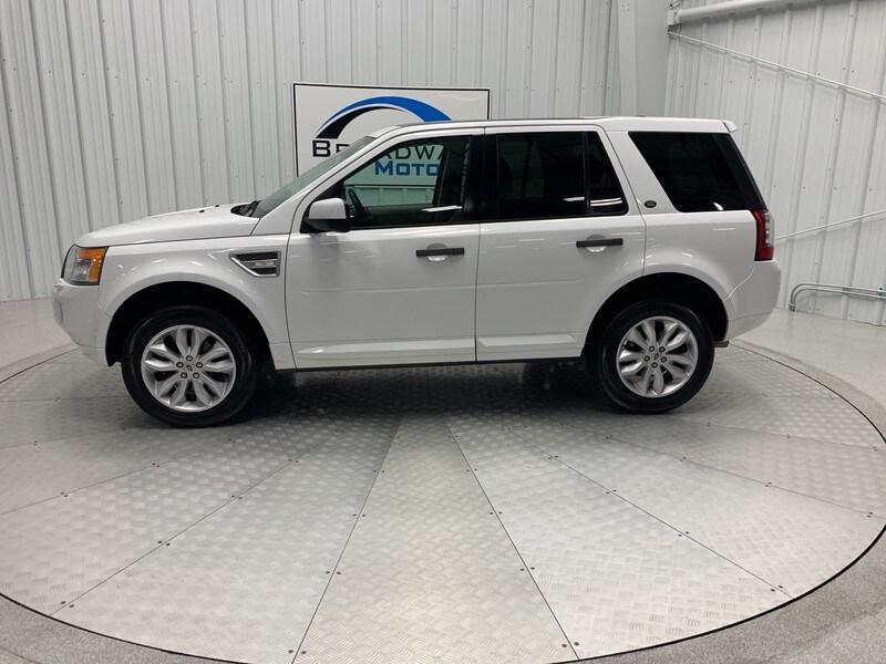 Used 2012 Land Rover LR2 For Sale at Broadway Motors | VIN