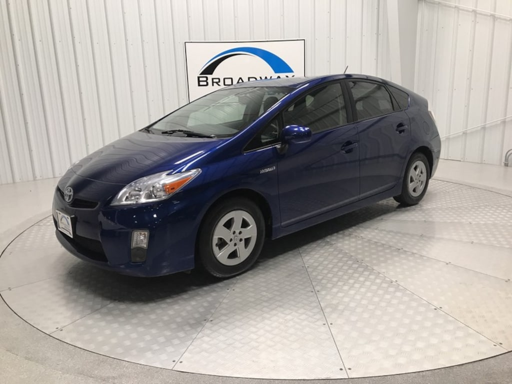 Used 2010 Toyota Prius For Sale at Broadway Motors | VIN