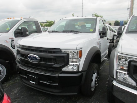 2020 Ford F-550 Chassis XL 84CA Regular Cab